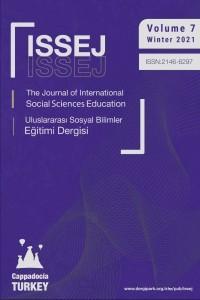 Uluslararası Sosyal Bilimler Eğitimi Dergisi