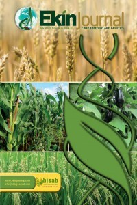 Ekin Journal of Crop Breeding and Genetics