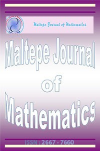 Maltepe Journal of Mathematics