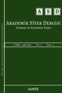 Akademik Siyer Dergisi