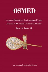Journal of Ottoman Civilization Studies