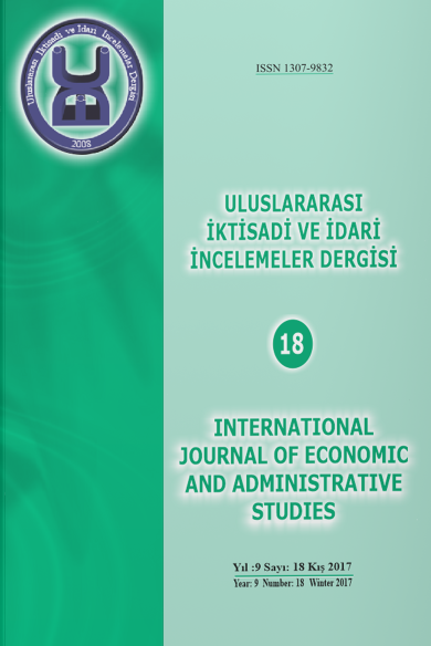 International Journal of Economics and Administrative Studies