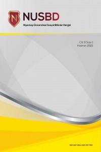 Nişantaşı Üniversitesi Sosyal Bilimler Dergisi