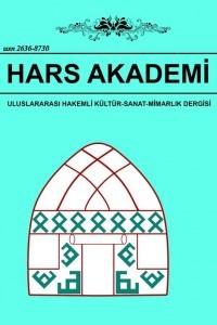 Hars Akademi Uluslararası Hakemli Kültür Sanat Mimarlık Dergisi