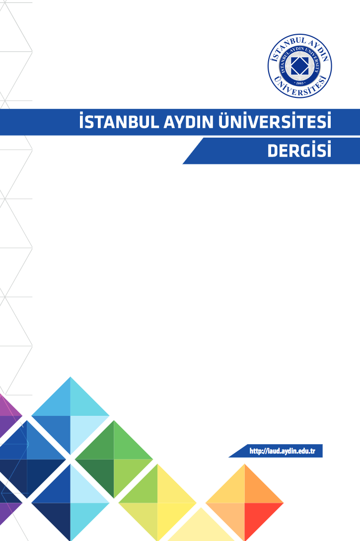 Journal of Istanbul Aydın University