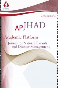 Academic Platform Journal of Natural Hazards and Disaster Management
