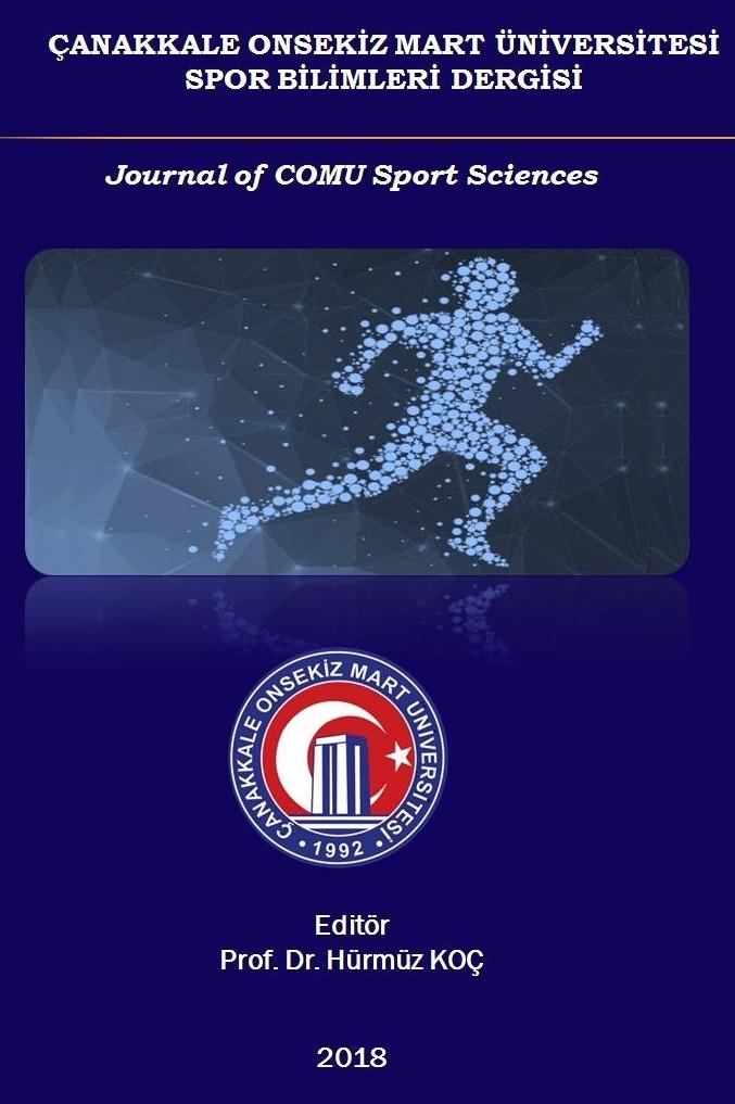 Çanakkale Onsekiz Mart Üniversitesi Spor Bilimleri Dergisi