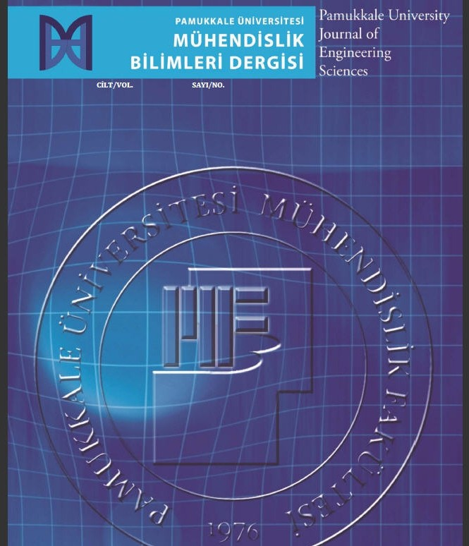 Pamukkale University Journal of Engineering Sciences