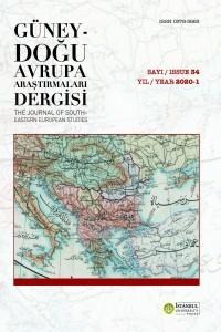 Güneydoğu Avrupa Araştırmaları Dergisi