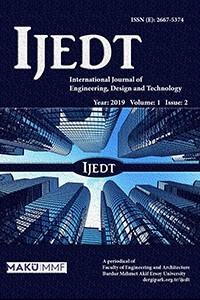 Uluslararası Mühendislik Tasarım ve Teknoloji Dergisi