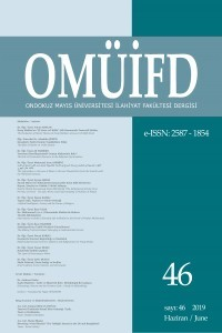 Ondokuz Mayıs Üniversitesi İlahiyat Fakültesi Dergisi