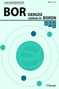 Journal of Boron