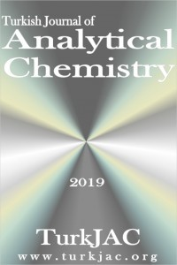 Turkish Journal of Analytical Chemistry