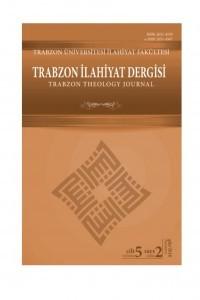 Trabzon İlahiyat Dergisi