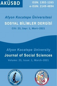 Afyon Kocatepe University Journal of Social Sciences