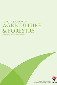 Turkish Journal of Agriculture and Forestry