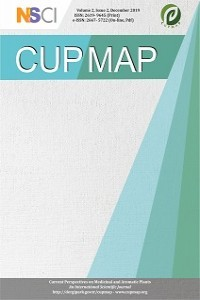 Current Perspectives on Medicinal and Aromatic Plants (CUPMAP)