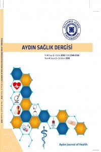 Aydın Journal of Health