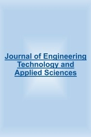 Journal of Engineering Technology and Applied Sciences