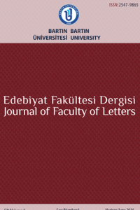 Journal of Faculty of Letters