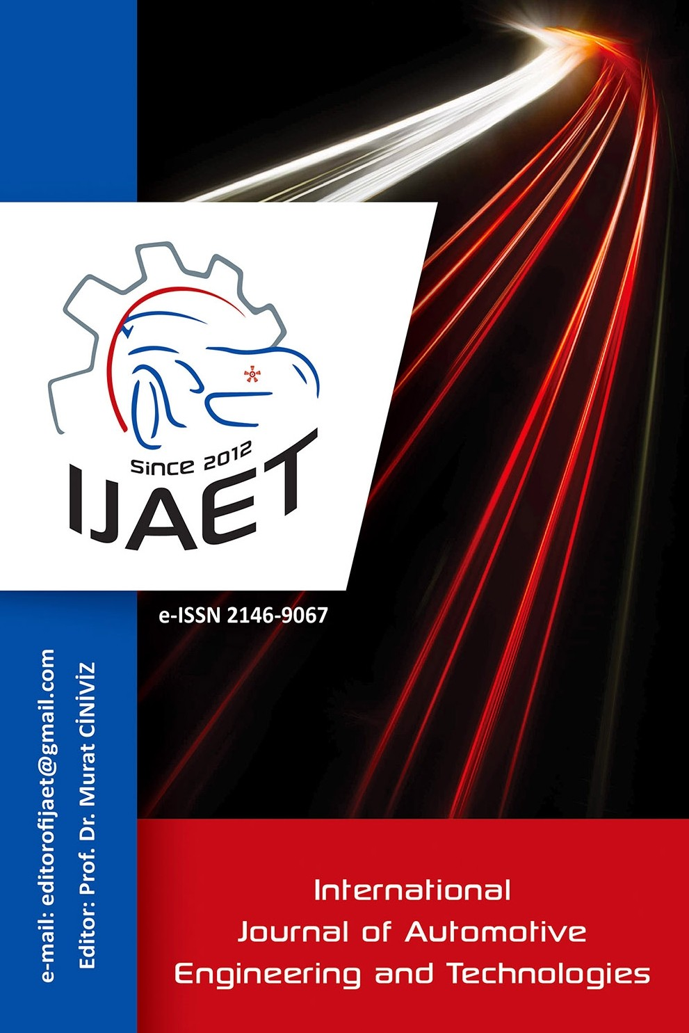 International Journal of Automotive Engineering and Technologies
