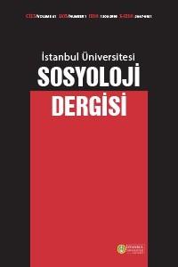 İstanbul Üniversitesi Sosyoloji Dergisi