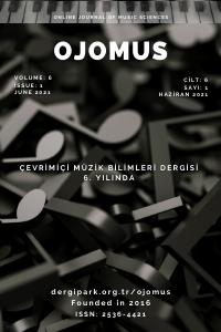 Çevrimiçi Müzik Bilimleri  Dergisi