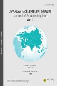 Journal of Eurasian Inquiries