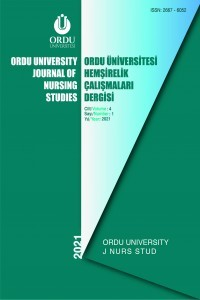 Ordu Üniversitesi Hemşirelik Çalışmaları Dergisi