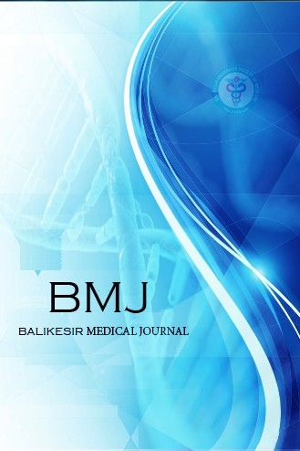 Balıkesir Medical Journal
