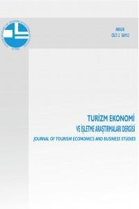 Turizm Ekonomi ve İşletme Araştırmaları Dergisi
