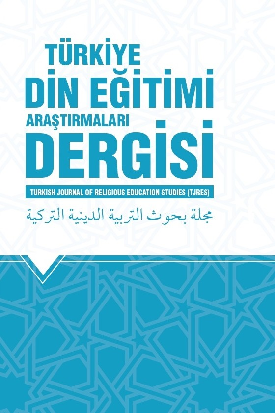 Turkish Journal of Religious Education Studies