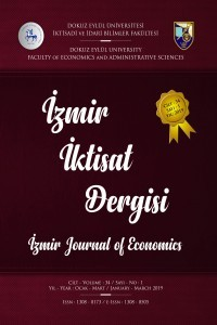 İzmir Journal of Economics
