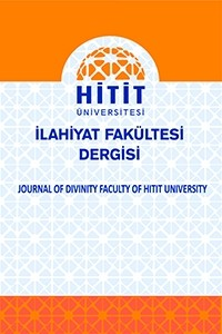 Journal of Divinity Faculty of Hitit University