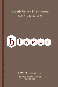 Hikmet - Journal of Academic Literature