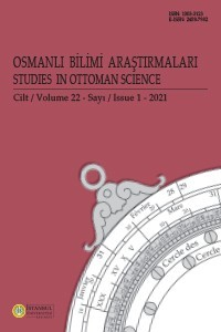 Osmanli Bilimi Arastirmalari (Studies in Ottoman Science)