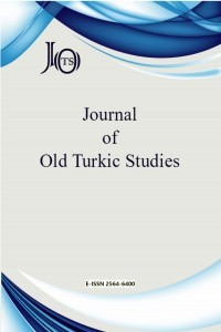 Journal of Old Turkic Studies