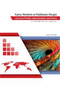 Kamu Yönetimi ve Politikaları Dergisi