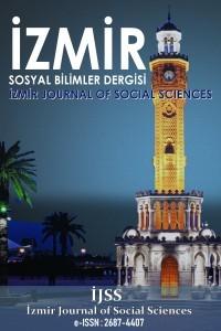 İzmir Sosyal Bilimler Dergisi