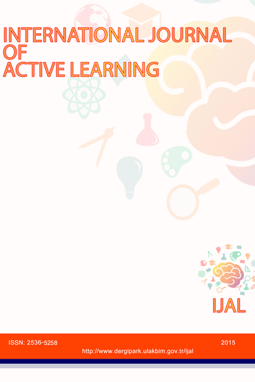 International Journal of Active Learning