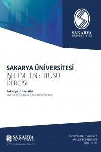 Sakarya Üniversitesi İşletme Enstitüsü Dergisi