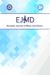 Eurasian Journal of Music and Dance