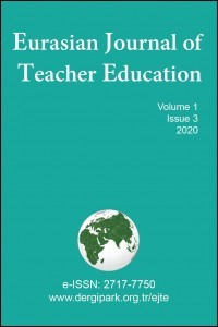 Eurasian Journal of Teacher Education