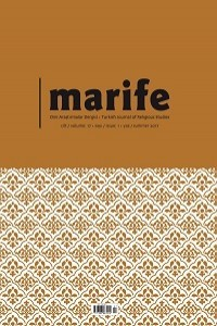 Marife Turkish Journal of Religious Studies