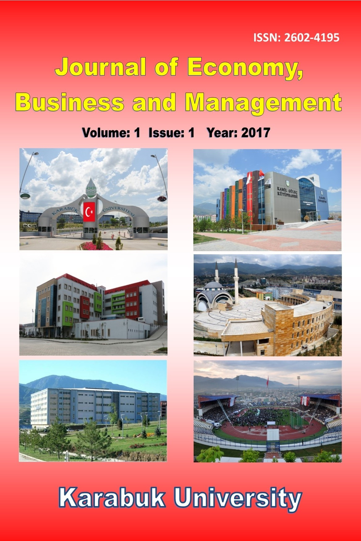 Journal of Economy, Business and Management