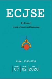 El-Cezeri Journal of Science and Engineering