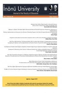 İnönü Üniversitesi Eğitim Fakültesi Dergisi