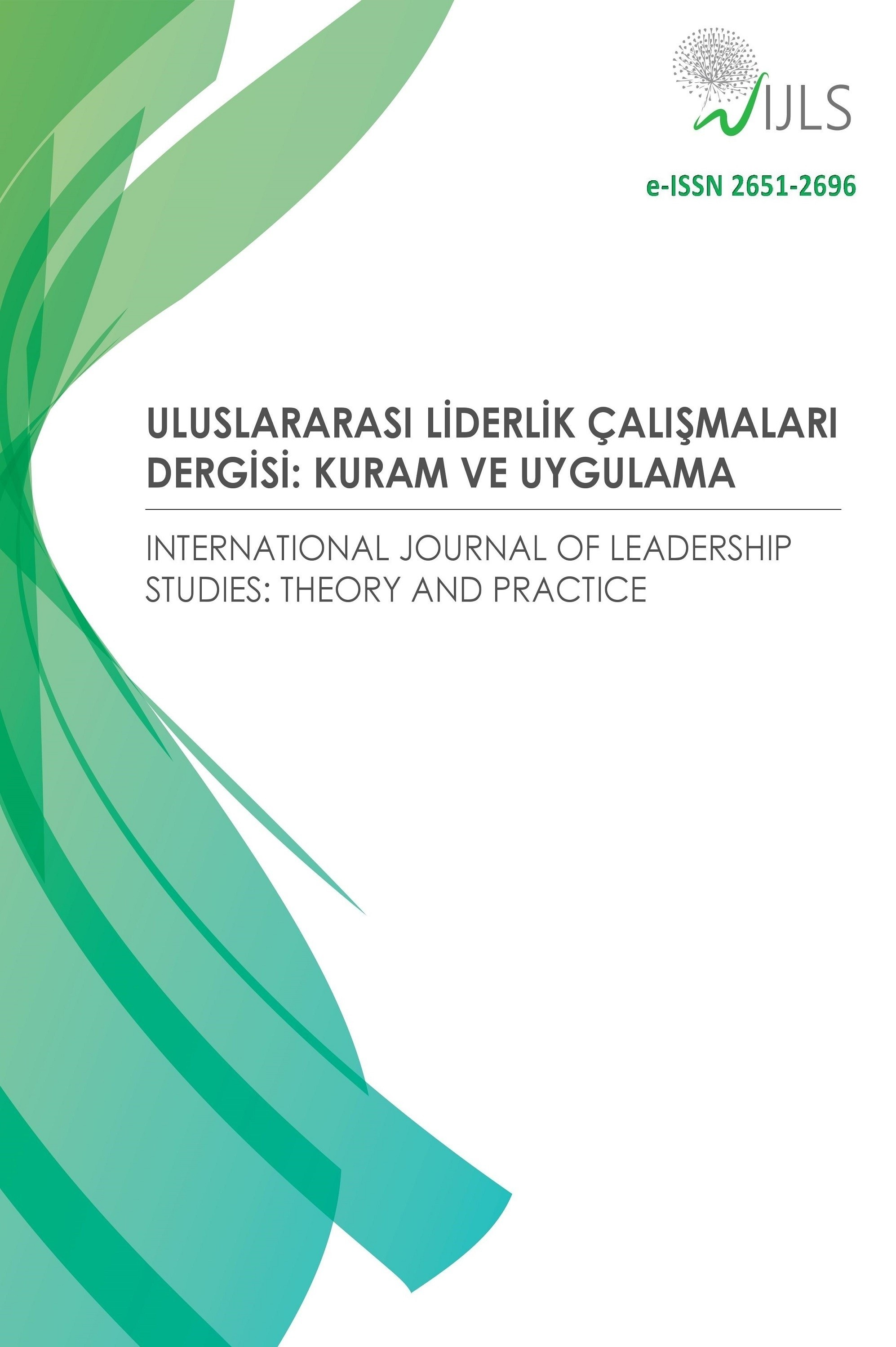 International  Journal of  Leadership Studies  : Theory and Practice