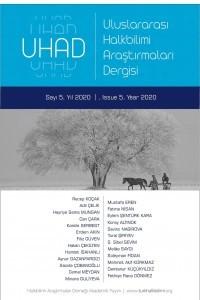 Uluslararası Halkbilimi Araştırmaları Dergisi