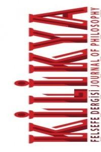 Kilikya Journal of Philosophy